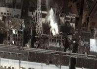 Cañones de agua serán usados para intentar enfriar reactor número 4 de Fukushima