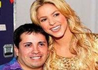 Dos pontencias se saludan: al fin Shakira se encontró con Shakiro