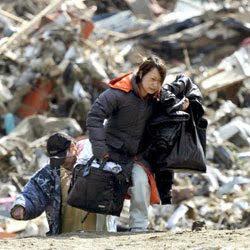 El último balance estima en 4.000 los muertos en Japón