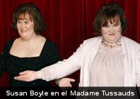 Susan Boyle inmortalizada