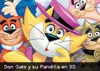 Don Gato y su Pandilla llegan al Cine 50 años después