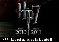 Primer trailer de Harry Potter y las Reliquias de la Muerte - Parte 2 (Video en Inglés)
