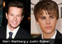 Mark Wahlberg y Justin Bieber juntos en un drama