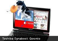 Nueva Notebook 3D de Toshiba que no requiere lentes