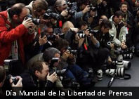 03 de mayo: Día Mundial de la Libertad de Prensa