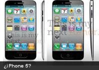Rumores sobre el iPhone 5