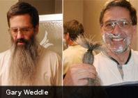 Tras la muerte de Bin Laden, un estadounidense se corta la barba que se dejó crecer tras el 11-S