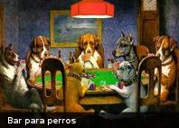 Abre el primer bar para perros