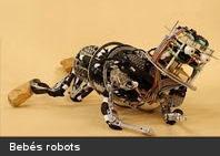 Bebés Robots, el nuevo invento japonés