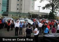 Sismo de 6.0 sacude Costa Rica y provoca fallas en red celular