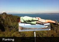 """¿Sabes lo qué es el """"planking""""?"""