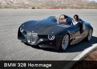 Nuevo BMW 328 Hommage