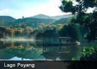 La peor sequía en 50 años ha secado gran parte del lago Poyang