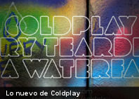 Nuevo single de Coldplay (+Audio)