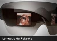 Polaroid + Gaga = La nueva manera de tomar fotos