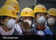 Por aumento de radiación: suspendida limpieza en Fukushima