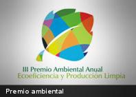 Personas e Instituciones serán reconocidas en Premios de Ecoeficiencia