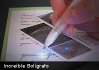 Increíble: bolígrafo capaz de dibujar circuitos