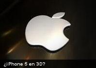 iPhone 5 posiblemente grabe videos en 3D