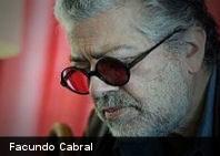Presentarán vida del trovador Facundo Cabral en la pantalla grande en 2012