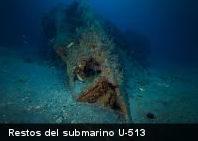 Hallan submarino alemán de la II Guerra Mundial, hundido en Brasil