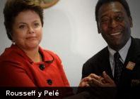 Pelé será el embajador del Mundial Brasil 2014