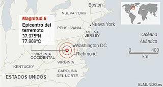Última Hora: Terremoto causa pánico en Estados Unidos