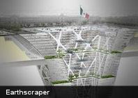 """Earthscraper: el """"rascacielos"""" subterráneo de 300 metros"""