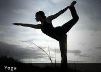Los efectos de hacer yoga en el espacio sideral