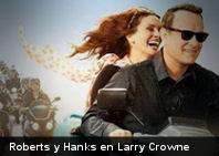 Multan a Julia Roberts y a Tom Hanks por no llevar casco
