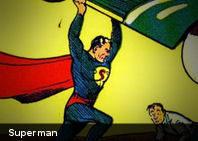 Subastado el ejemplar Nº 1 de Superman por más de dos millones de dólares