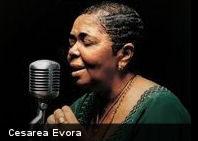 Falleció la cantante Cesarea Evora