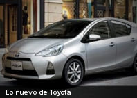 Nuevo Toyota híbrido recorre 35 kilómetros con un litro de gasolina