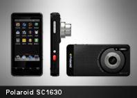 Te presentamos la Polaroid SC1630 una super cámara con Android y Wi-Fi