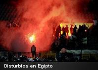 Al menos 73 muertos por enfrentamientos tras partido de fútbol en Egipto