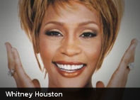 Falleció Whitney Houston