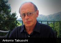 Murió el escritor italiano Antonio Tabucchi