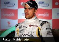 Fórmula1: Pastor Maldonado saldrá de primer lugar en el Gran Premio de España