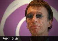 Robin Gibb de los Bee Gees muere a los 62 años