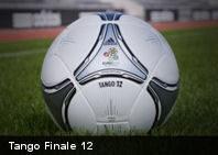 Tango Finale 12: el balón de la final europea entre España e Italia