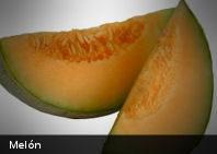 El consumo de melón en rodajas 'precortadas' un problema para la salud