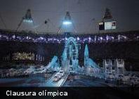 Clausura olímpica: Música y color protagonizaron el fin de los Juegos Olímpicos Londres 2012