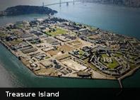 Ecología: Radiación en 'Treasure Island' es 400 veces superior a lo que resiste el ser humano
