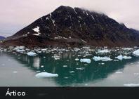 Según estudio quedan cuatro años para el colapso final del hielo marino del Ártico