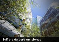 Ecología: Londres ya tiene su primer edificio de cero emisiones