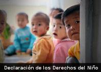Así nacen los Derechos del Niño
