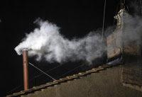 La tercera fumata fue blanca: 'Habemus Papam'