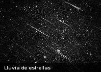 Esta noche también podrá apreciarse la lluvia de estrellas más intensa del año