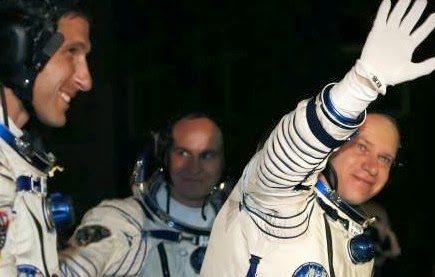 La cadena británica Channel 4 transmitirá el primer programa en directo desde el espacio
