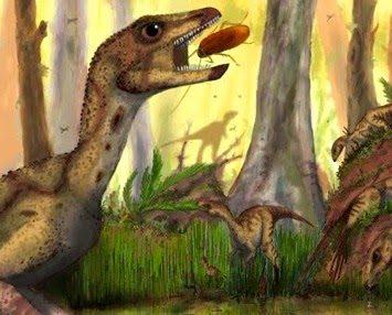 Lo que debes saber sobre el primer dinosaurio venezolano
